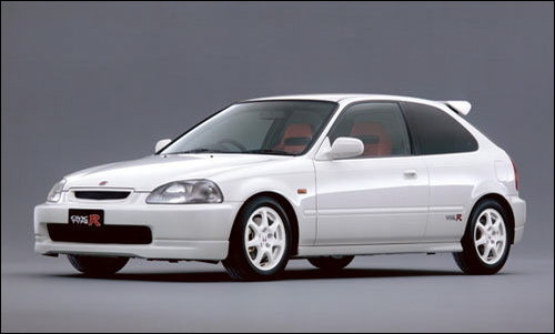 CIVIC EK 96-00