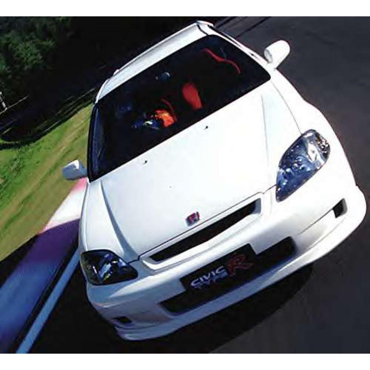 civic 99 00 plastic type r front lip Honda Civic Type R Lip