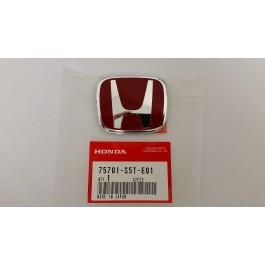 HONDA CIVIC EP3 04-06 FRONT H EMBLEM (Facelift Model)