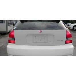 CIVIC 96-00 3DR FRP BOOTLID