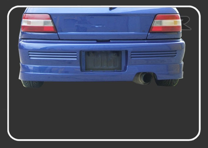 STARLET GT TURBO 90-95 CARBON CULTURE REAR LIP - TOYOTA