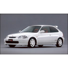CIVIC 96-98 PLASTIC TYPE-R FRONT LIP