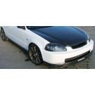 CIVIC 96-98 3DR CARBON MUGEN FRONT LIP