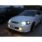 CIVIC 96-98 PLASTIC MUGEN FRONT LIP