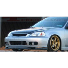CIVIC 99-00 POLYURETHANE SPOON FRONT LIP