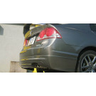 CIVIC 2006 SALOON TYPE-R REAR LIP PLASTIC