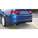 HONDA ACCORD CL7 03+ M-STYLE REAR LIP
