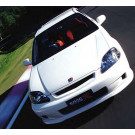 CIVIC 99-00 PLASTIC TYPE-R FRONT LIP
