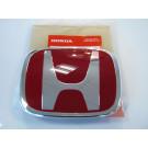 Genuine Honda Civic FN2 Front H Red Badge